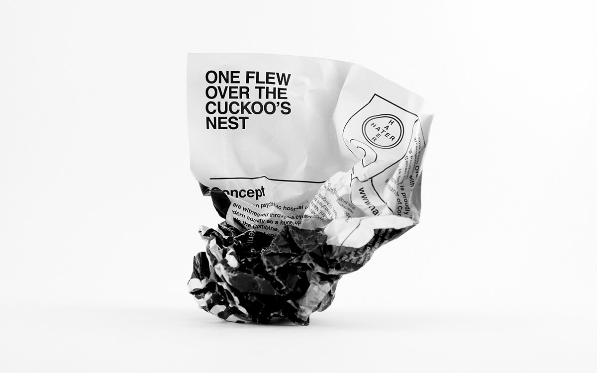 Jamie Winder - Naiad Productions: One Flew Over The Cuckoo's Nest